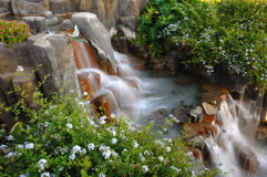 водопад Стоковая Фотография RF