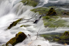 водопад 7 Стоковые Изображения RF
