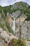 водопад boka Стоковые Фото