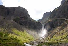 водопад changbai Стоковые Изображения