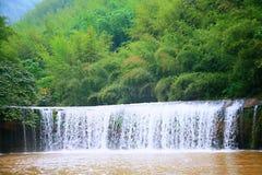 Водопад Chishui Стоковое Изображение