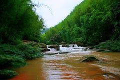 Водопад Chishui Стоковое фото RF