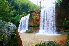 Водопад Chishui Стоковое Изображение RF