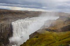 Водопад Dettifoss Стоковая Фотография RF