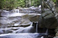 водопад diana Хемпшира новый s ванн Стоковое фото RF