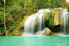 Водопад Erawan Стоковое фото RF