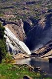 Водопад ezaro Стоковое Изображение