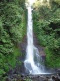 водопад gigit стоковые изображения rf