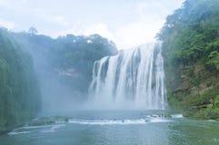 Водопад Huangguoshu Стоковые Изображения