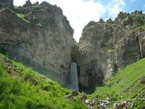 Водопад Jilly-Su стоковые изображения rf
