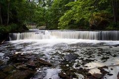 водопад joaveski Стоковая Фотография RF