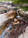 водопад kao chon Стоковое фото RF