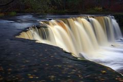 водопад keila Стоковые Фотографии RF
