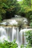 Водопад khamin mae Huai Стоковое фото RF