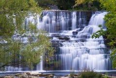 водопад lockport Стоковые Изображения