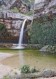 водопад los Испании charcos стоковое фото rf