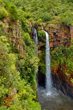 Водопад Mac Mac, Южно-Африканская РеспублЍ Стоковая Фотография RF