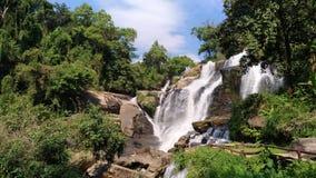 Водопад Mae Klang Luang Стоковое Изображение
