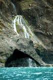 водопад napali Стоковое Изображение