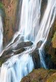 Водопад Ouzoud Марокко Стоковые Фотографии RF