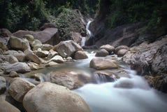 водопад payung lata Стоковые Фото