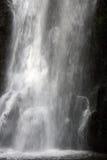 Водопад Peguche в Otavalo стоковое изображение rf