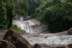 Водопад Phrom Lok Стоковые Фото