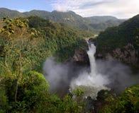 водопад rafael san стоковое фото
