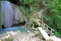 водопад ripaljka Стоковое фото RF