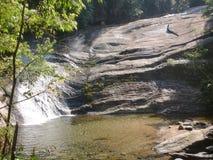 Водопад ` s бога Стоковые Фото