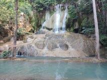 Водопад Saiyoknoi стоковое изображение rf
