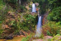 Водопад Salto de Ла Virgen стоковые изображения