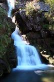 водопад scotish hdr Стоковые Фото