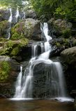 водопад shenandoah стоковые изображения