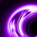водопад smaragd влияния пурпуровый Стоковое фото RF