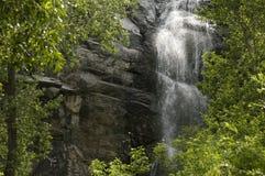 водопад spearfish каньона Стоковое Изображение RF