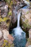 водопад tongariro национального парка Стоковое фото RF