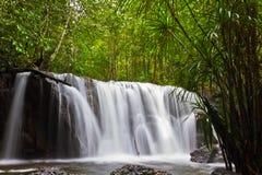 водопад tranh suoi quoc phu Стоковое Изображение