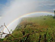 водопад victoria Стоковая Фотография