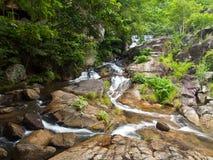 водопад yang huai Стоковые Фото