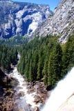 водопад yosemite Стоковая Фотография RF