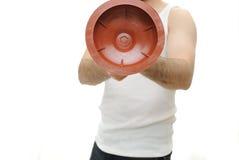 водопроводчик Стоковая Фотография RF