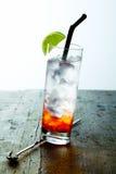водочка grenadine коктеила стоковые фото