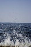воды танцы Стоковые Изображения