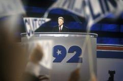 Воевод Bill Clinton Стоковые Фотографии RF