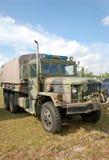 военная полиция перевозит на грузовиках Стоковое Изображение