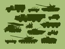 военная техника Стоковые Изображения RF