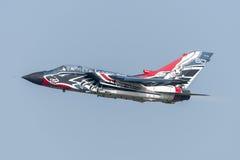 Военновоздушная сила итальянки торнадо PA-2000 Panavia Стоковые Изображения RF