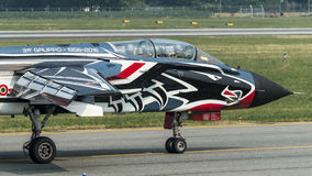 Военновоздушная сила итальянки торнадо PA-2000 Panavia Стоковое Фото