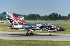Военновоздушная сила итальянки торнадо PA-2000 Panavia Стоковая Фотография RF